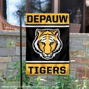 DePauw Tigers Garden Flag