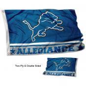 Detroit Lions Allegiance Flag