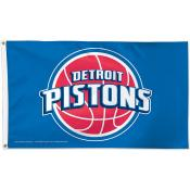Detroit Pistons NBA Flag