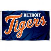 Detroit Tigers Outdoor Flag