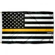 Dispatch Thin Line Flag