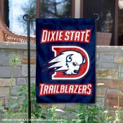 Dixie State Trailblazers Garden Flag