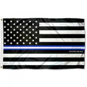 Doctors EMS Thin Line Flag