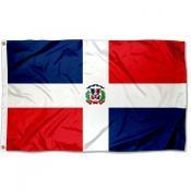 Dominican Republic Flag 3x5 Printed Flag