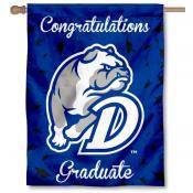 Drake Bulldogs Congratulations Graduate Flag