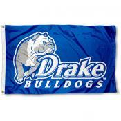 Drake University Blue 3x5 Flag