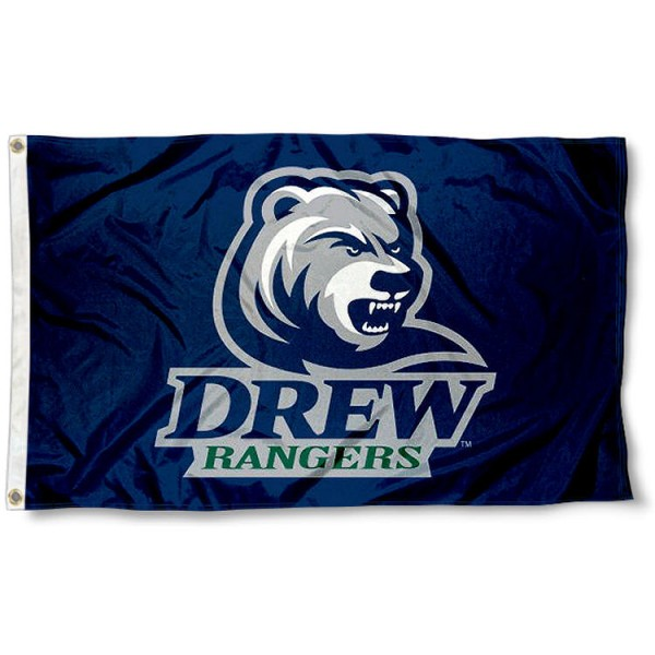 Drew Rangers Flag measures 3'x5', is made of 100% poly, has quadruple stitched sewing, two metal grommets, and has double sided Team University logos. Our Drew Rangers 3x5 Flag is officially licensed by the selected university and the NCAA.