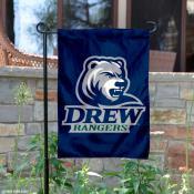 Drew Rangers Logo Garden Flag