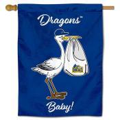 Drexel Dragons New Baby Flag