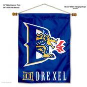 Drexel Dragons Wall Banner