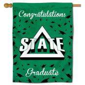 DSU Statesmen Congratulations Graduate Flag