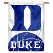 Duke Basketball House Flag
