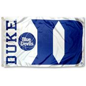 Duke University 3x5 White Flag
