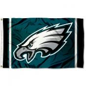 Eagles NFL Logo Flag