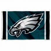 Eagles NFL Logo Flag