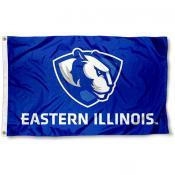 Eastern Illinois Panthers New Logo Flag