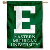 Eastern Michigan Eagles House Flag