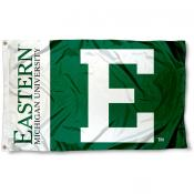 Eastern Michigan University Eagles 3x5 Flag