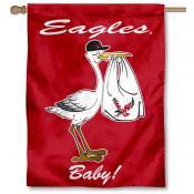 Eastern Washington Eagles New Baby Flag