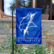 Elizabeth City State ECSI Garden Flag