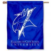 Elizabeth City State ECSU Vikings Banner Flag