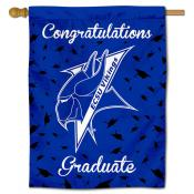 Elizabeth City State Vikings Congratulations Graduate Flag