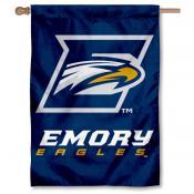 Emory Eagles House Flag