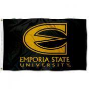 Emporia State University Hornets Flag