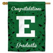 EMU Eagles Congratulations Graduate Flag