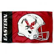 EWU Eagles Football Helmet Flag