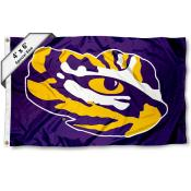 Eye of the LSU Tiger 4x6 Feet Flag