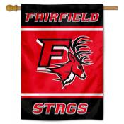 Fairfield Stags Double Sided Banner