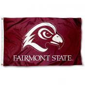 Fairmont State Fighting Falcons Flag