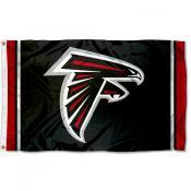 Falcons Logo Flag