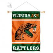 FAMU Rattlers Window and Wall Banner