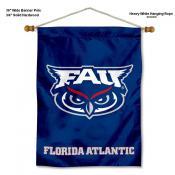 FAU Owls Wall Banner