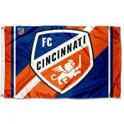 FC Cincinnati Outdoor Flag