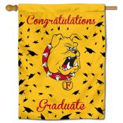 Ferris State Bulldogs Congratulations Graduate Flag