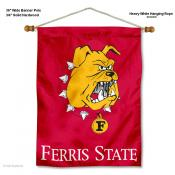Ferris State Bulldogs Wall Banner