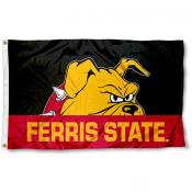 Ferris State University Polyester Flag