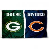 Flag for Divided House - Chicago vs. Green Bay