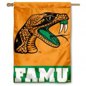Florida A&M Rattlers Double Sided Banner