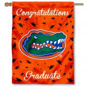 Florida Gators Congratulations Graduate Flag