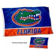 Florida Gators Double Sided Flag