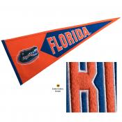 Florida Gators Genuine Wool Pennant