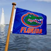 Florida Gators  Nautical Flag