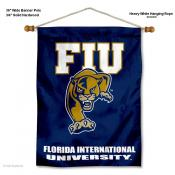 Florida International Panthers Wall Banner