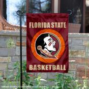 Florida State Seminoles Basketball Garden Banner