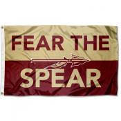 Florida State Seminoles Fear The Spear Flag