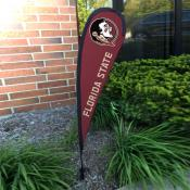 Florida State Seminoles Small Feather Flag
